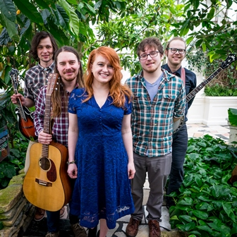 The Common Ground Company's New Bluegrass