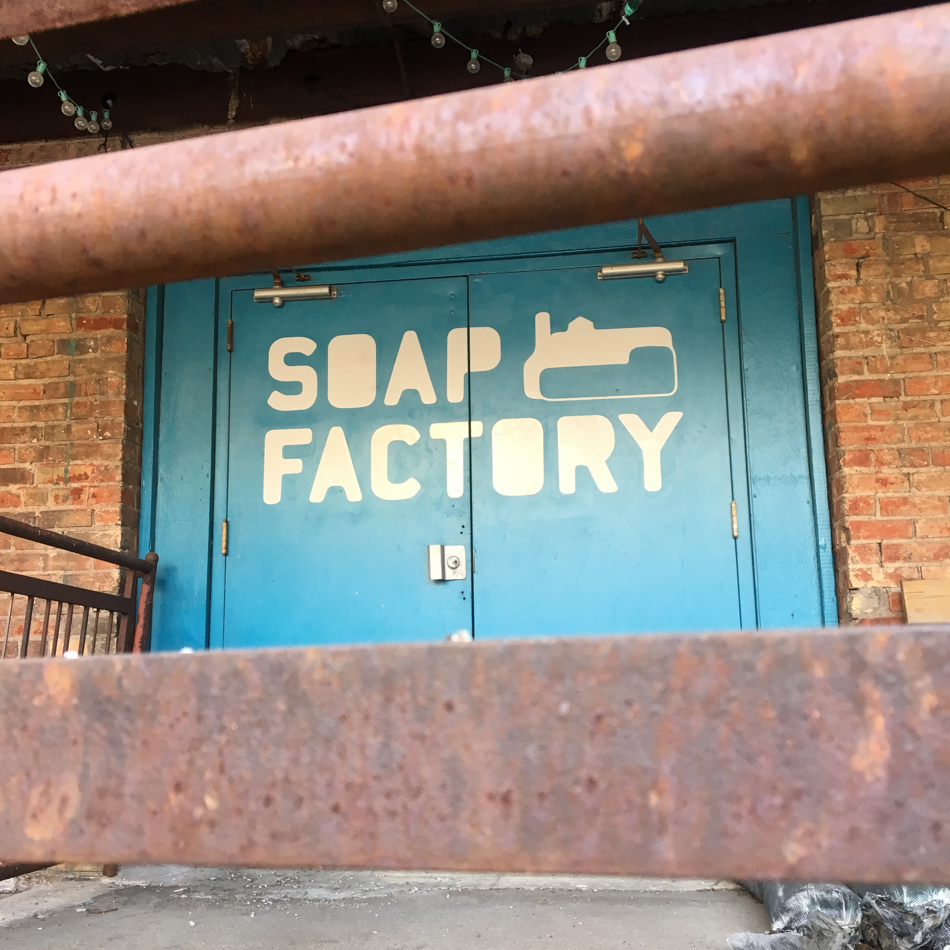 Shuttered Soap Factory Struggles To Open Doors
