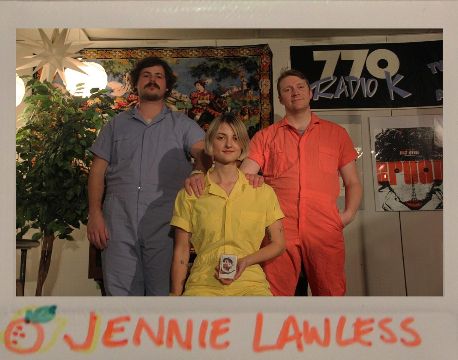 Jennie Lawless