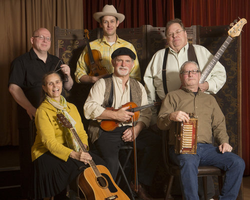 The New Riverside Ramblers, Decorated Cajun Band from Minnesota