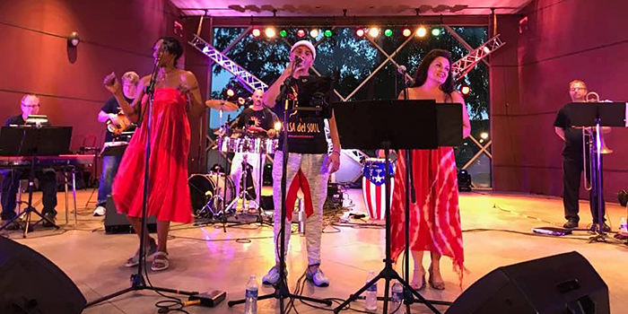 Salsa del Soul Stands Where Musical Virtuosity Meets Great Dancing