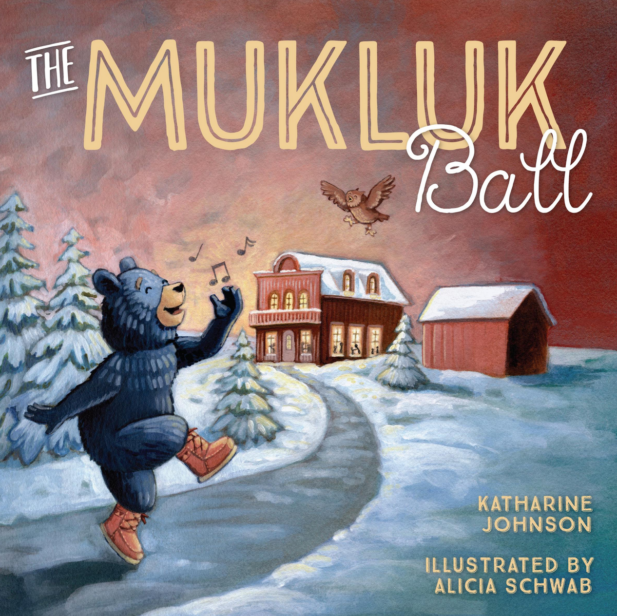 "MN Reads: ""The Mukluk Ball"" by Katharine Johnson"