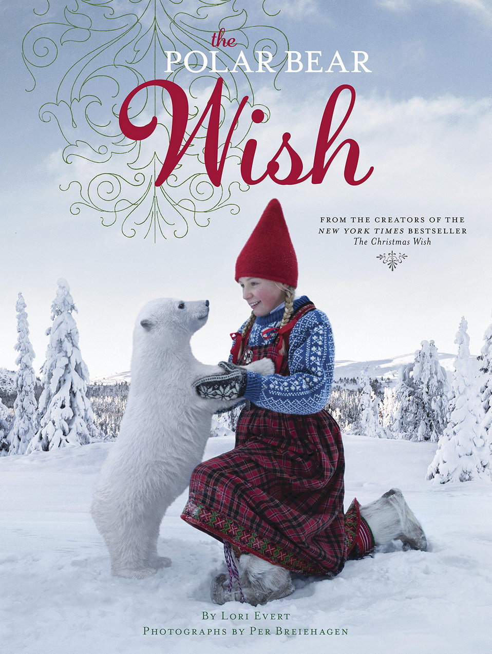 "MN Reads: ""The Polar Bear Wish"" by Lori Evert (and family!)"