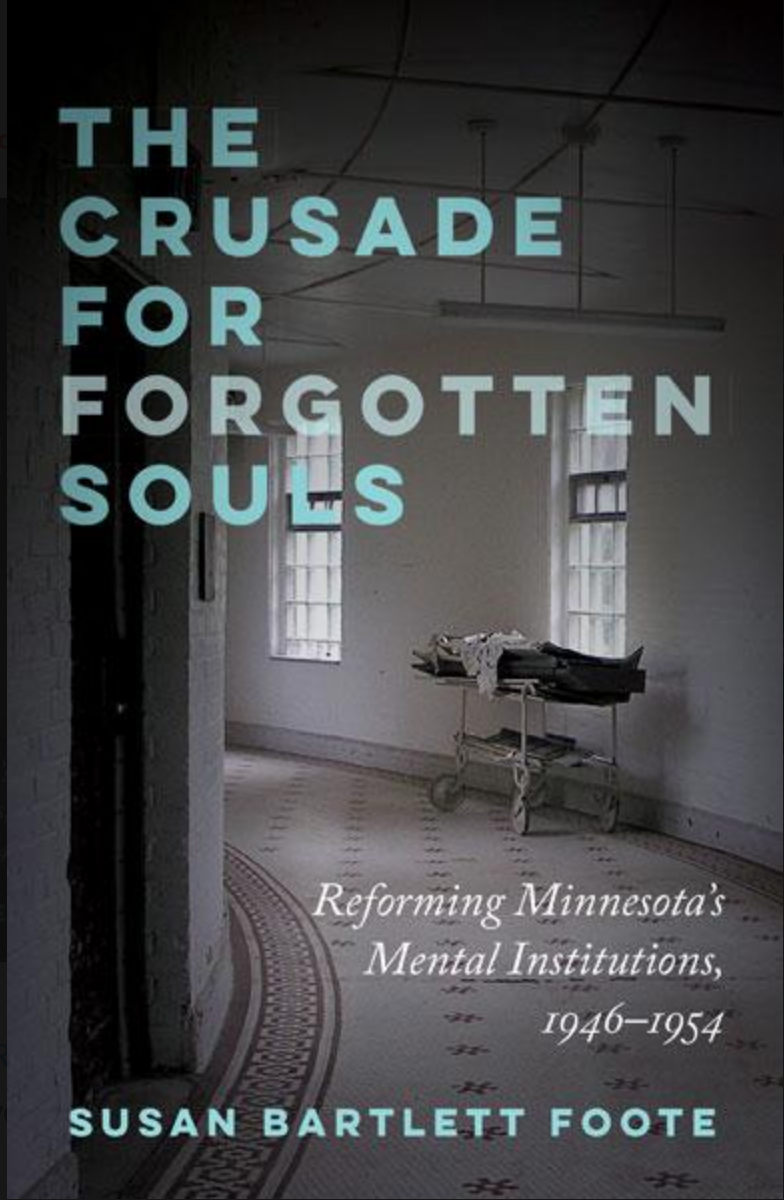 "MN Reads: ""The Crusade for Forgotten Souls"" by Susan Bartlett Foote"