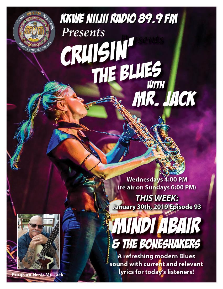 Cruisin the Blues EP 93 Mindi Abair
