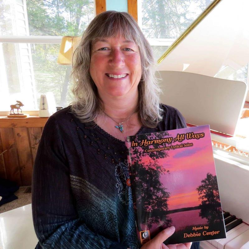 Artist Interview: Debbie Center