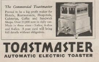 MN90: The Automatic Pop-up Toaster