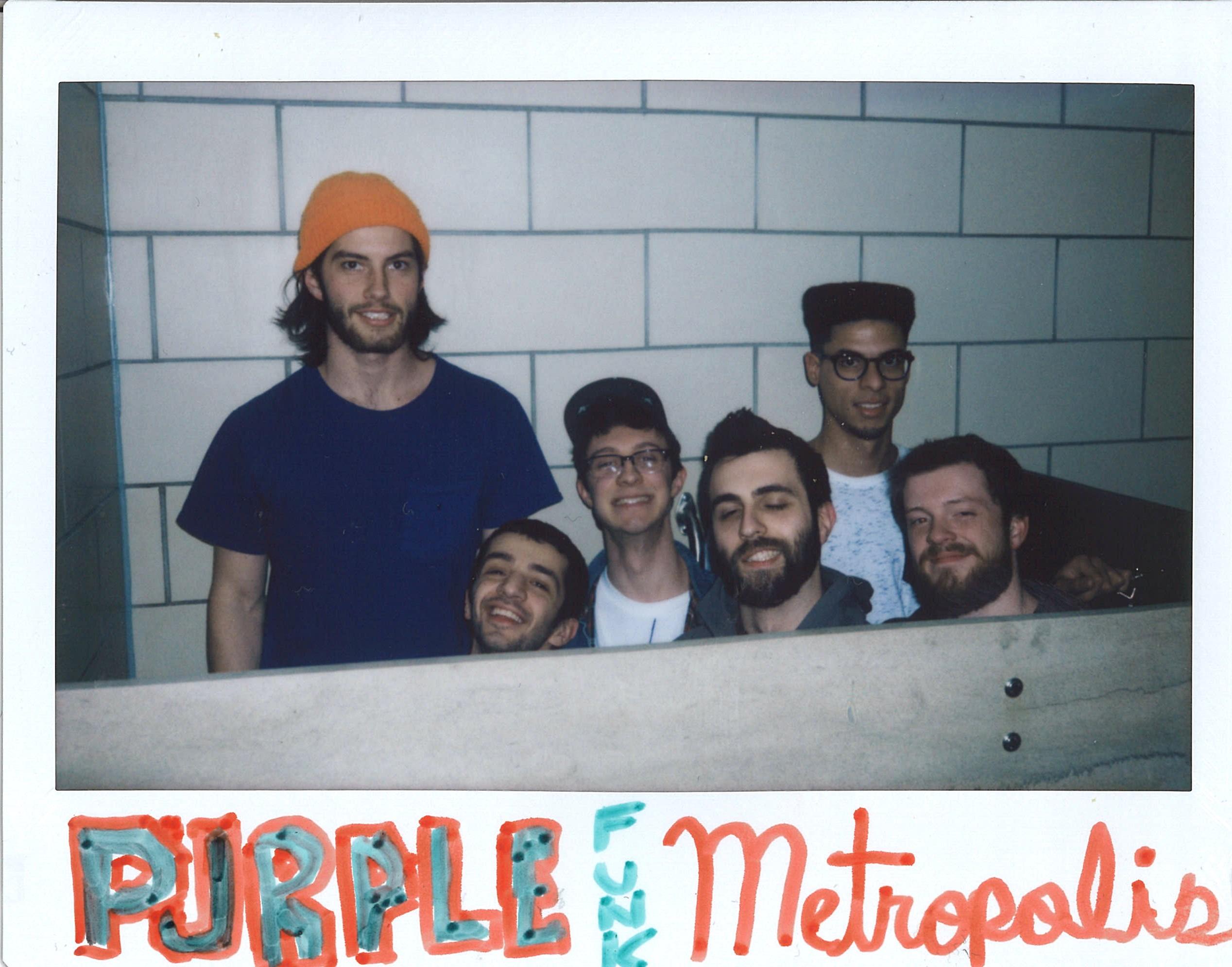 Purple Funk Metropolis
