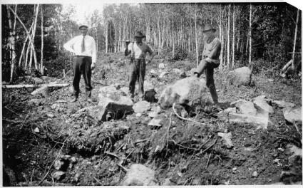 Historic Cook County: The demise of a trapper along the Gunflint Narrows