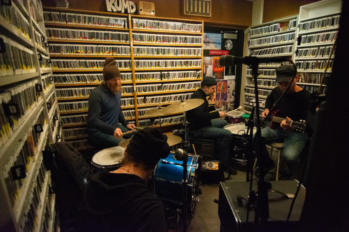 5/1 Homegrown Live from Studio A: Black-eyed Snakes