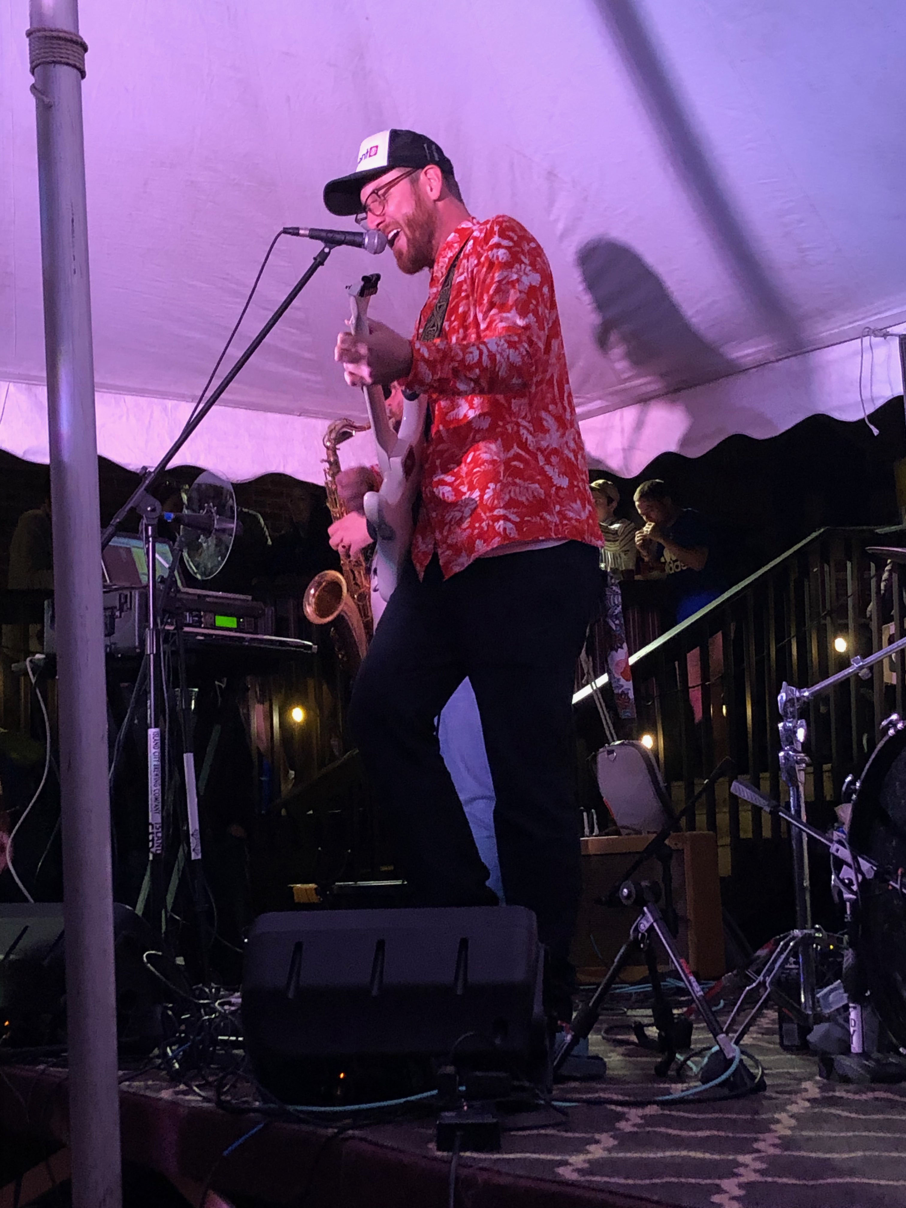Mid West Music Fest 2019: Alex Rossi