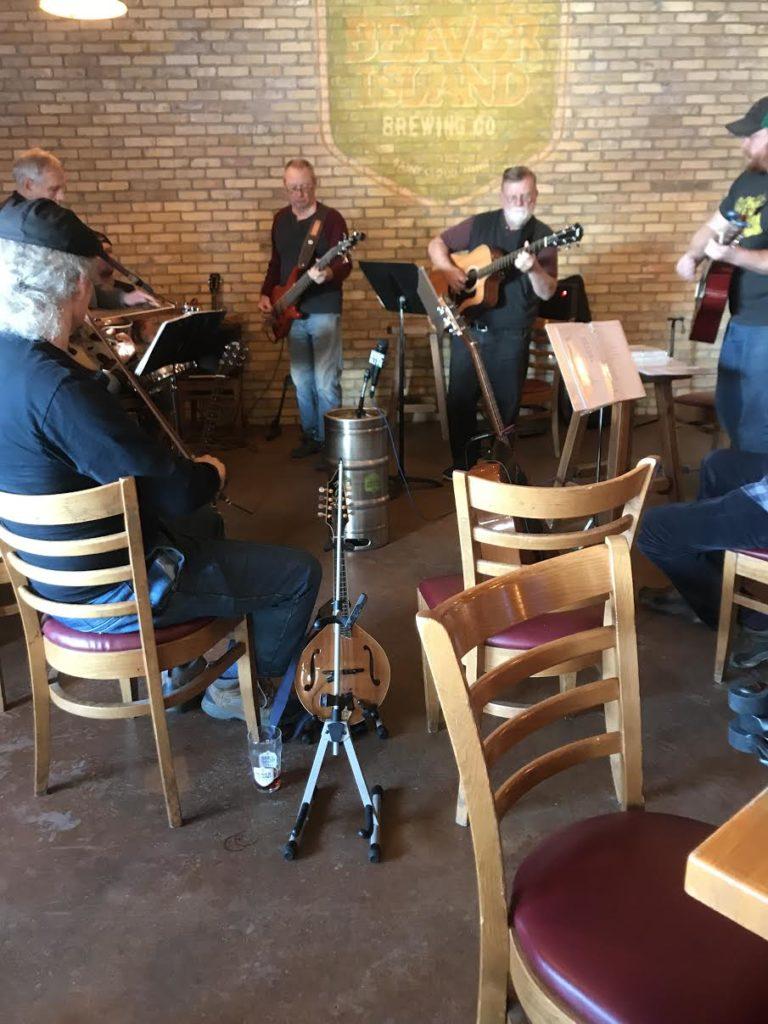 The Untold Story of Beaver Island Bluegrass