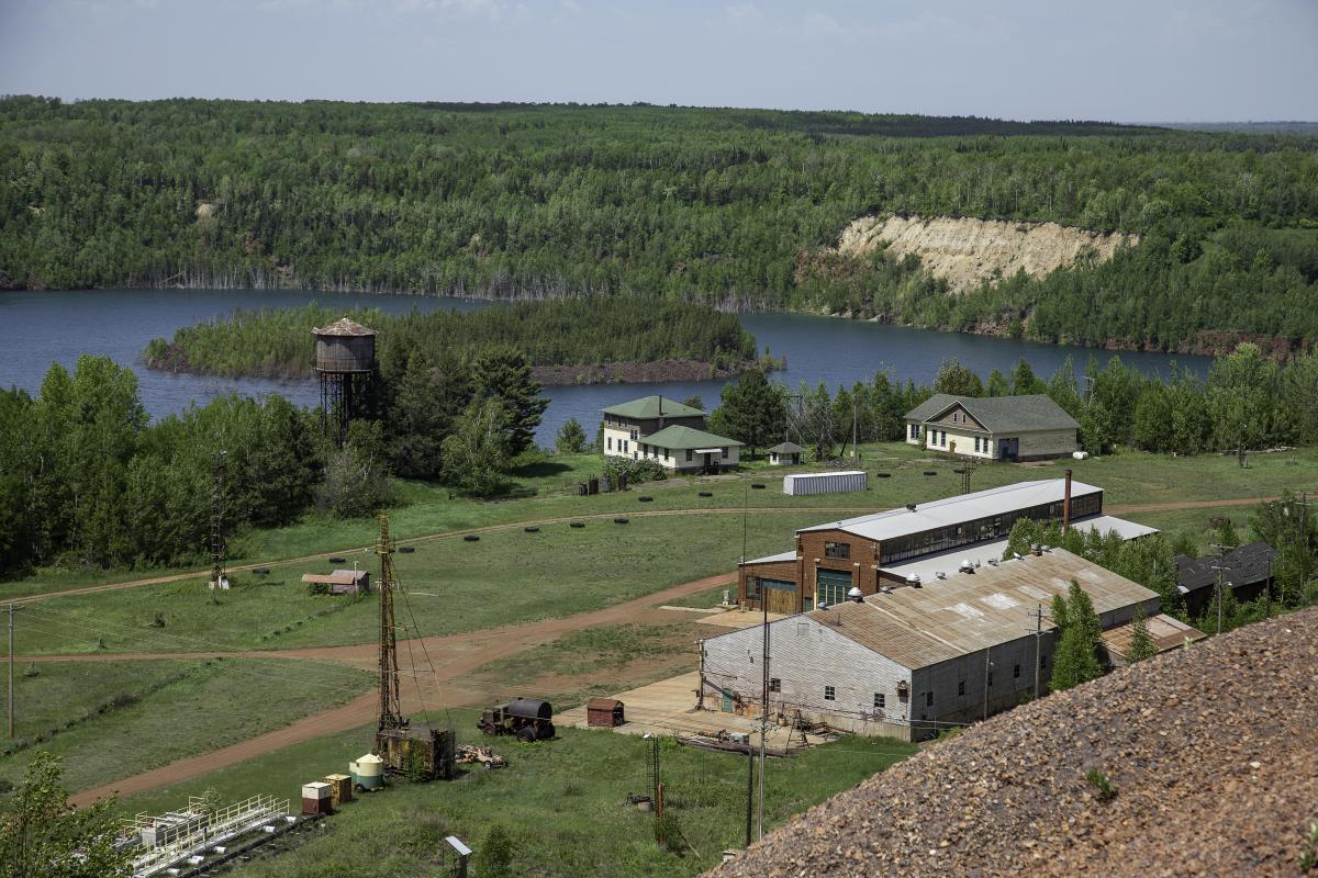 Hill Annex Mine State Park, Calument, MN