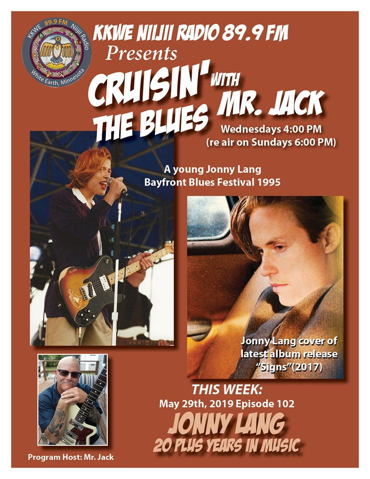 Cruisin the Blues EP 102 Jonny Lang