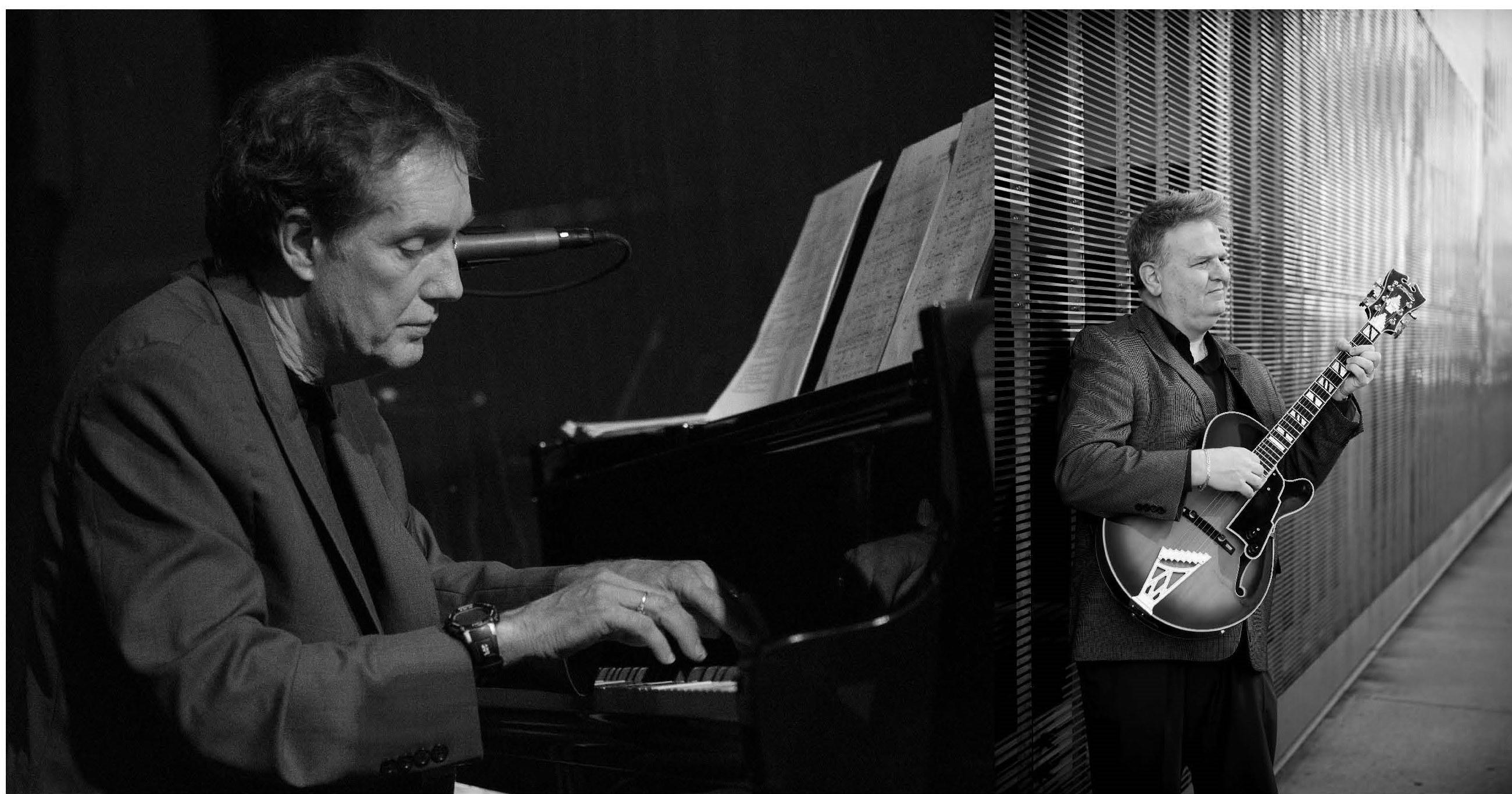 Live From Studio 1: Joel Shapira & Larry McDonough
