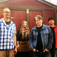 Rich Mattson & the Northstars perform live in studio on The Roadhouse
