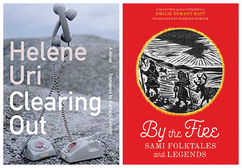 "MN Reads: ""Clearing Out,"" ""By the Fire,"" and Barbara Sjoholm"