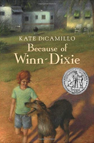MN90: Because She Wrote Winn-Dixie
