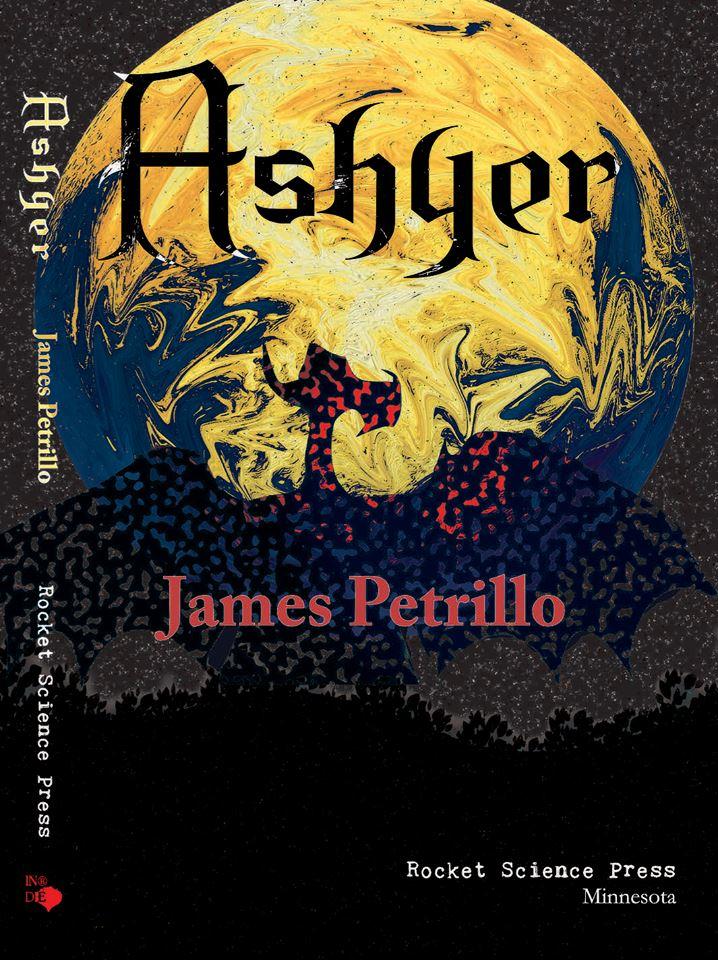 """Author James Petrillo """"Ashyer"""""""