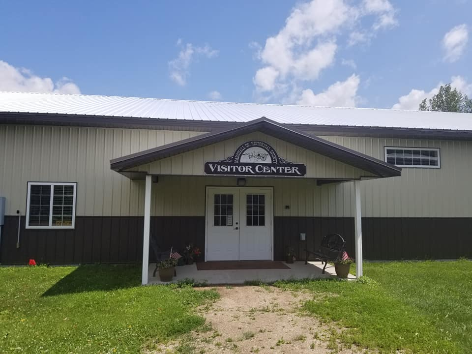 Touring Marshall County Historical Society's Settlers Square and Visitor Center