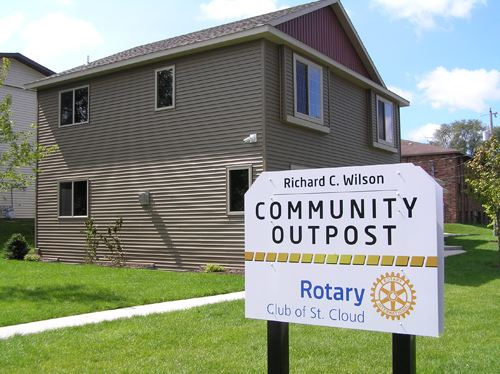The Untold Story of the Richard C. Wilson St. Cloud Community Outpost