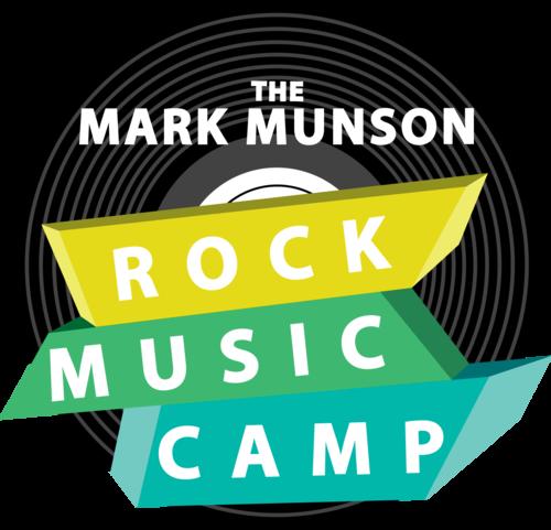 Mark Munson Rock Music Camp