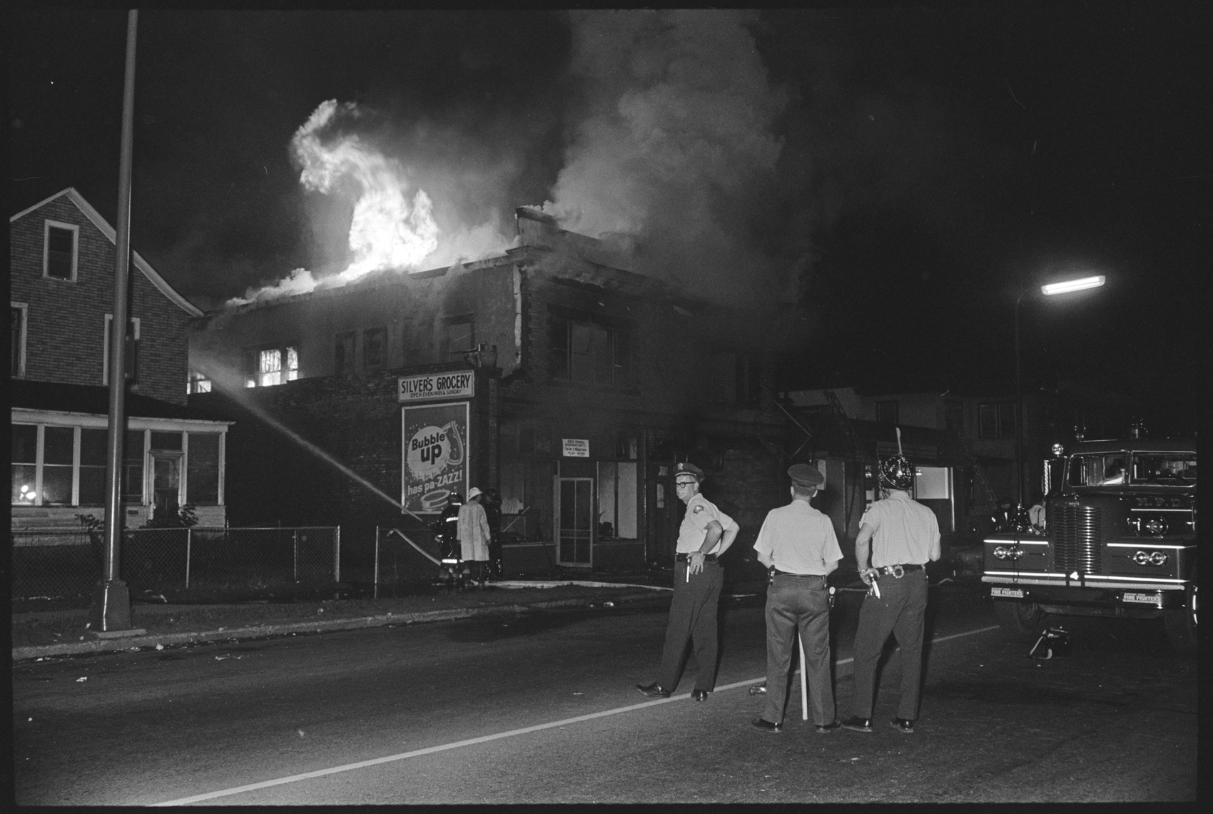 A Fiery Unrest: Why Plymouth Avenue Burned