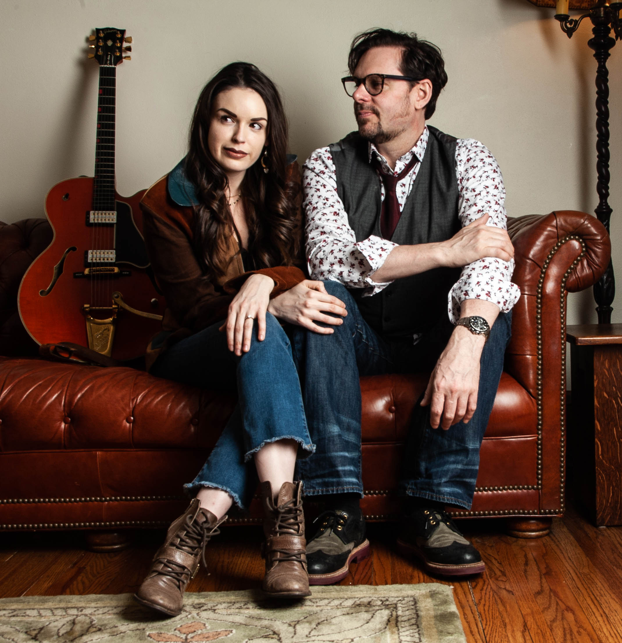 The Jorgensens Celebrate the New Orleans Music Legacy in their Brand of Americana