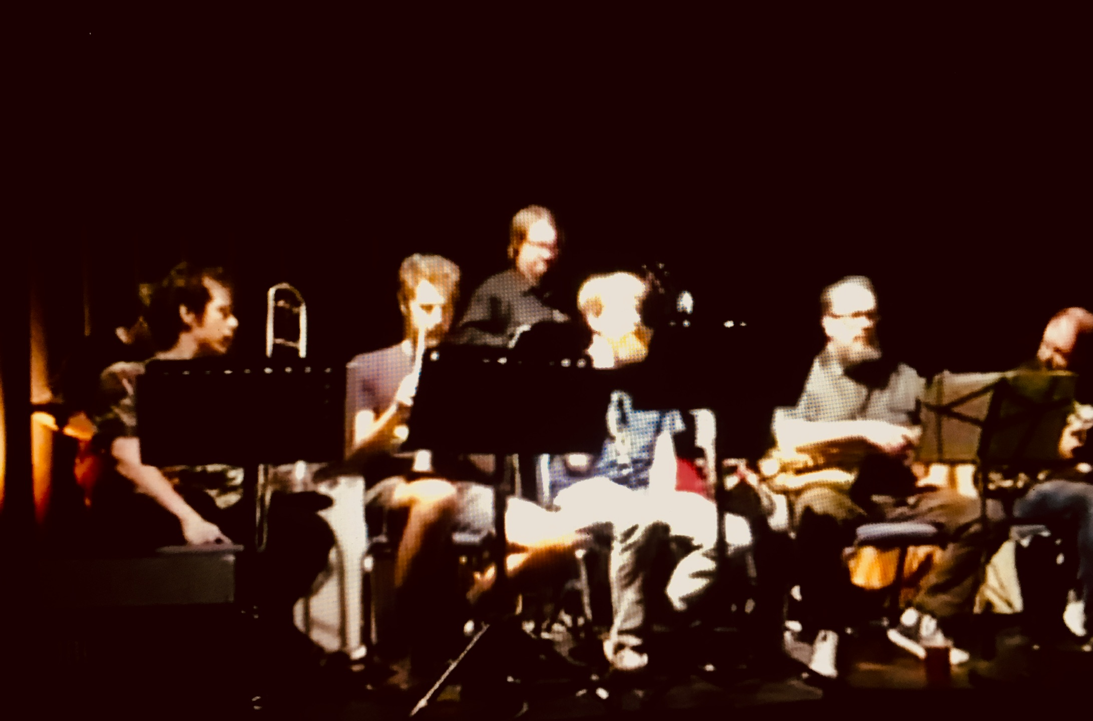 The House On Fire Band's Tight Arrangements Leave Room for Improv…and Maybe is a Little Strange, Too