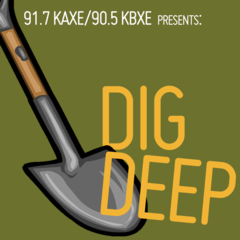 Dig Deep Podcast Only: Aaron and Chuck Let Loose on Money in Politics