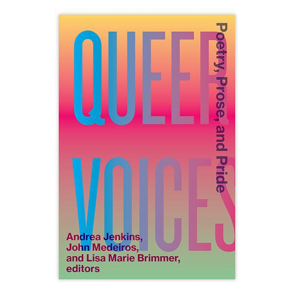 "MN Reads: ""Queer Voices: Poetry, Prose, and Pride"""