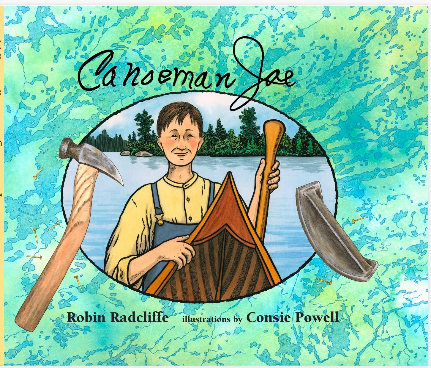 Paddle Minnesota: Interview with author Robin Radcliffe and illustrator Consie Powell