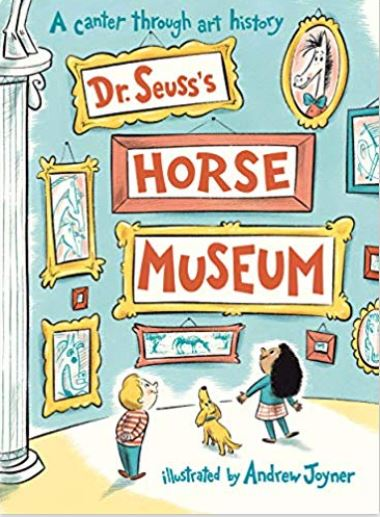 What We're Reading: Dr. Seuss's Horse Museum with illustrator Andrew Joyner