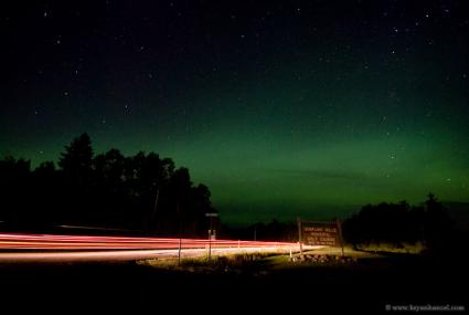 Dark Sky efforts underway at Voyageurs National Park