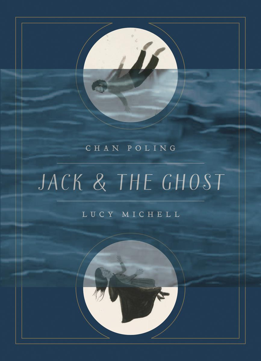 "MN Reads: ""Jack and the Ghost"" by Chan Poling and illustrated by Lucy Michell"