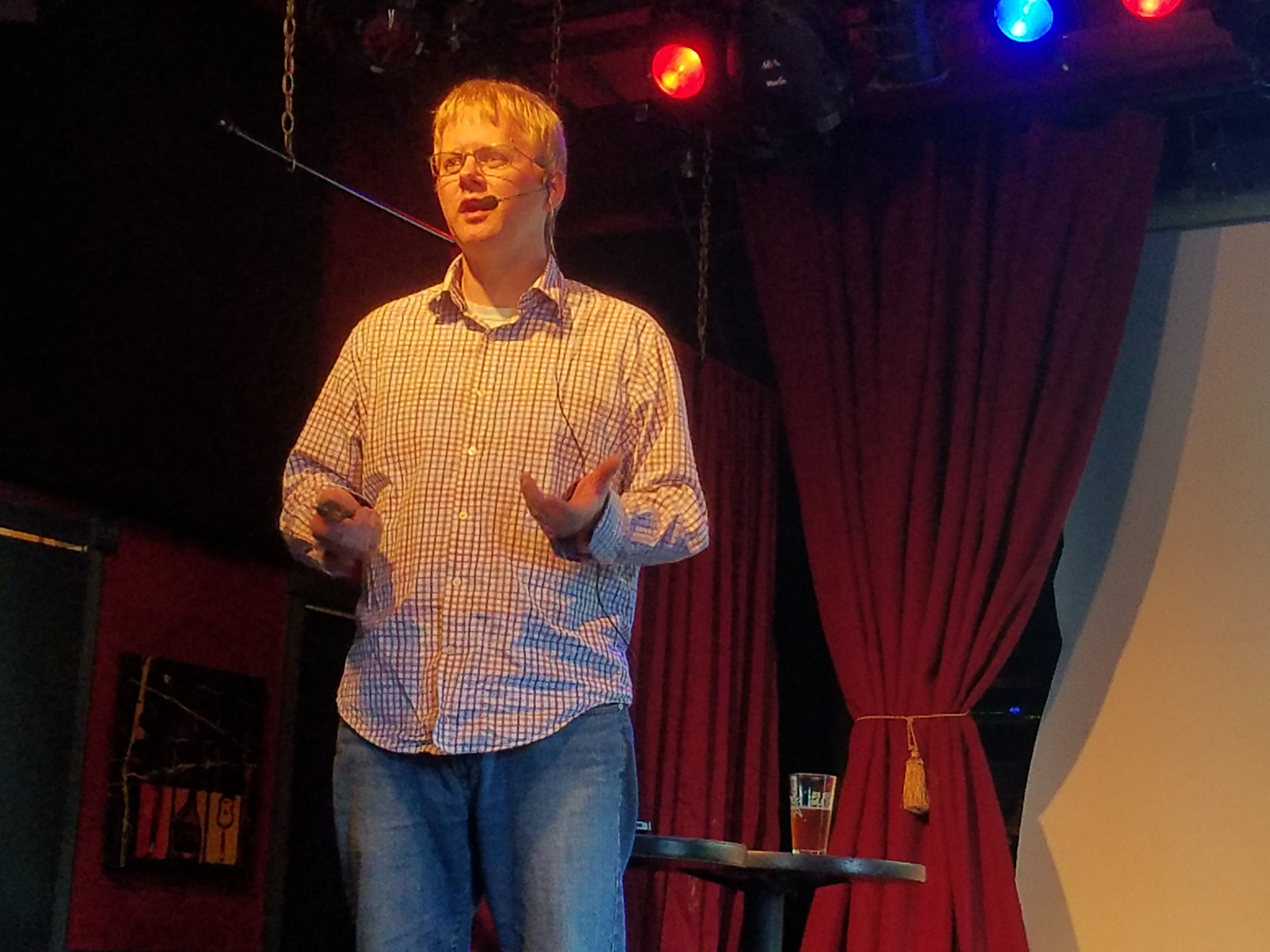 Nerd Nite: Nathan Moore on school lunches
