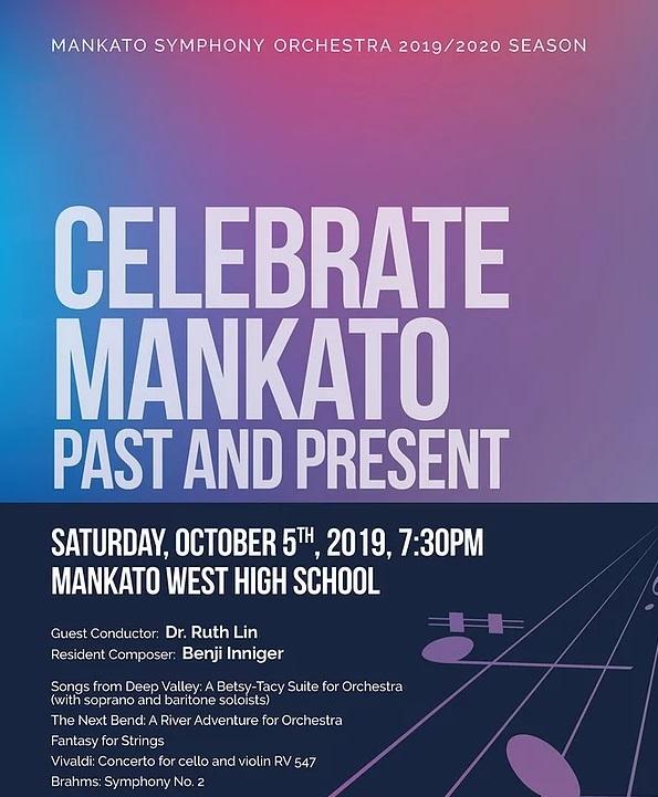 Celebrate Mankato: Past & Present