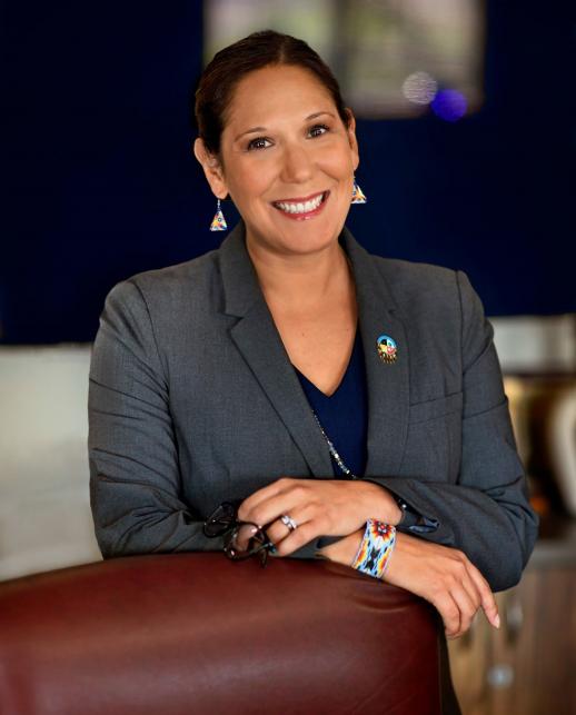 SMSC's Rebecca Crooks-Stratton Announces Narrative Change Initiative Understand Native Minnesota