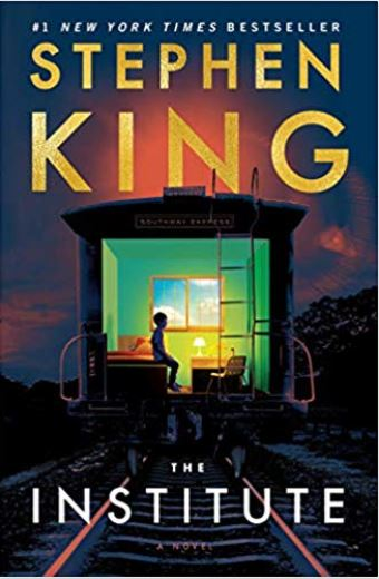 What We're Reading: The Institute, by Stephen King