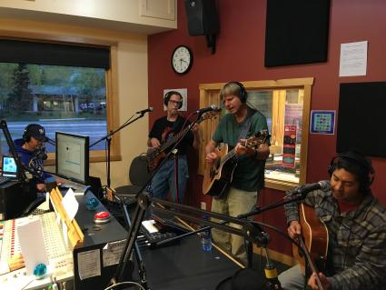 South Shore-based Saints of Circumstance perform on Roadhouse