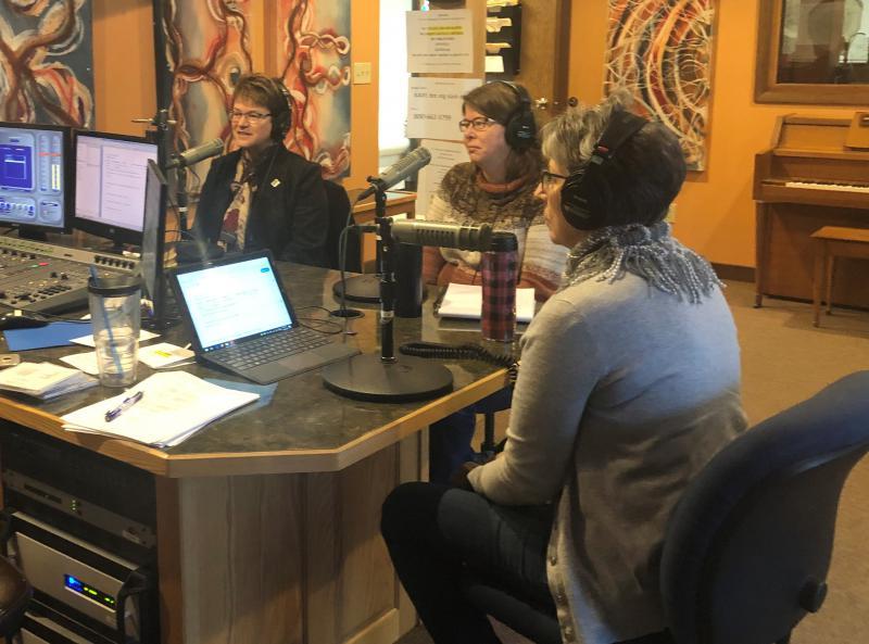 Area Voices: Women in Leadership & Politics