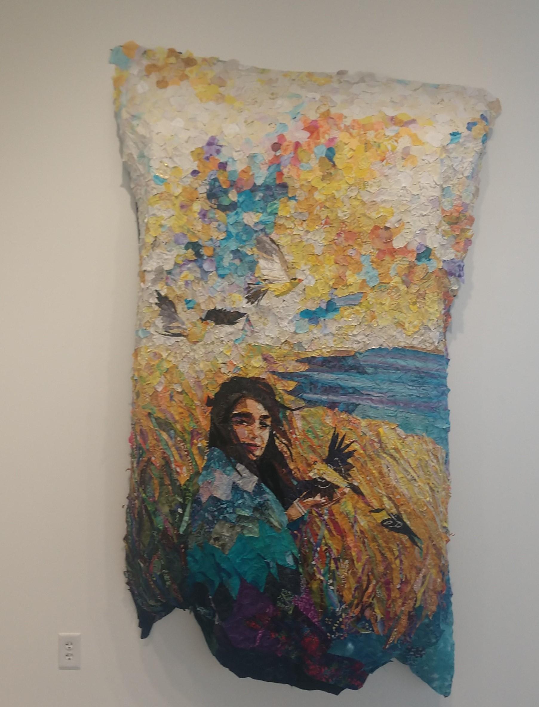 Blair Treuer, Textile Artist