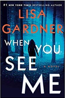 """Interview: Lisa Gardner on her new book, """"When You See Me."""""""