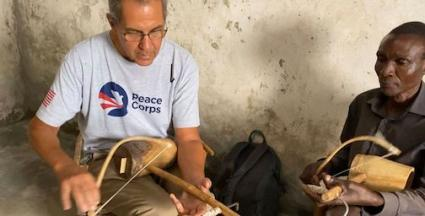Bill Hansen shares update on Peace Corps service from Uganda
