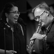 Vocalist Sarah M Greer and Saxophonist Nathan Hanson Team Up for Improv at Jazz Central in Minneapolis Thursday March 19