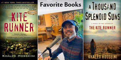 Community Member Favorites: Arnold Dahl Wooley on Khalid Hosseini's The Kite Runner and A Thousand Splendid Suns