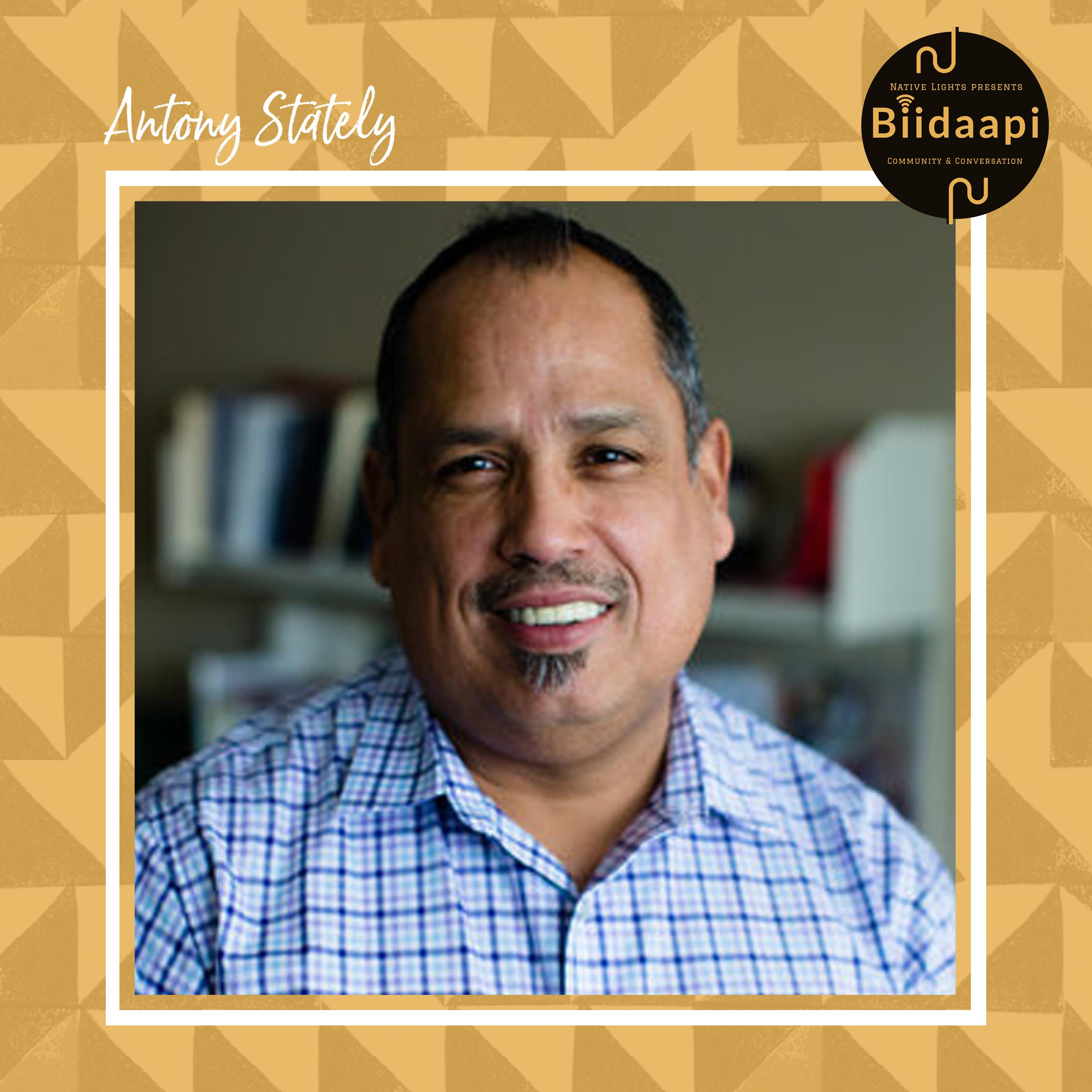 NL: Biidaapi – Antony Stately