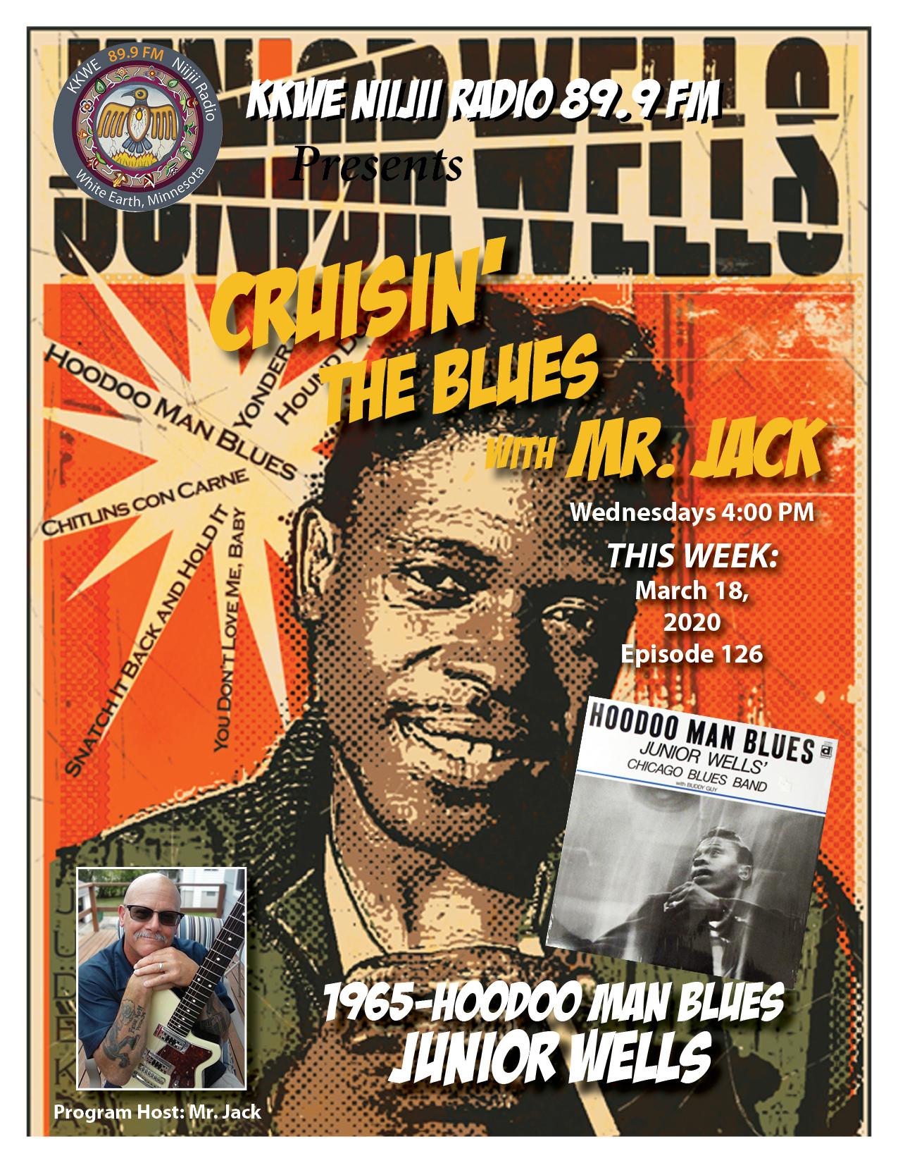 EP126 Hoo Doo Man Blues
