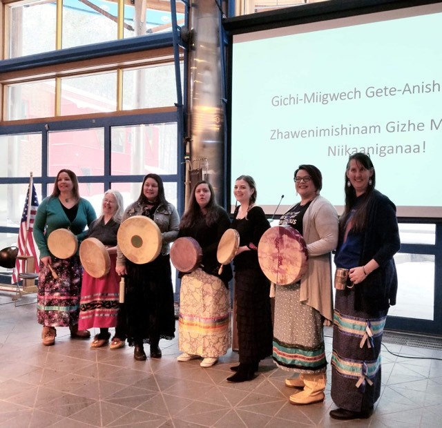 Northern Voices: Episode 17 – Oshkii Giizhik Singers PREVIEW