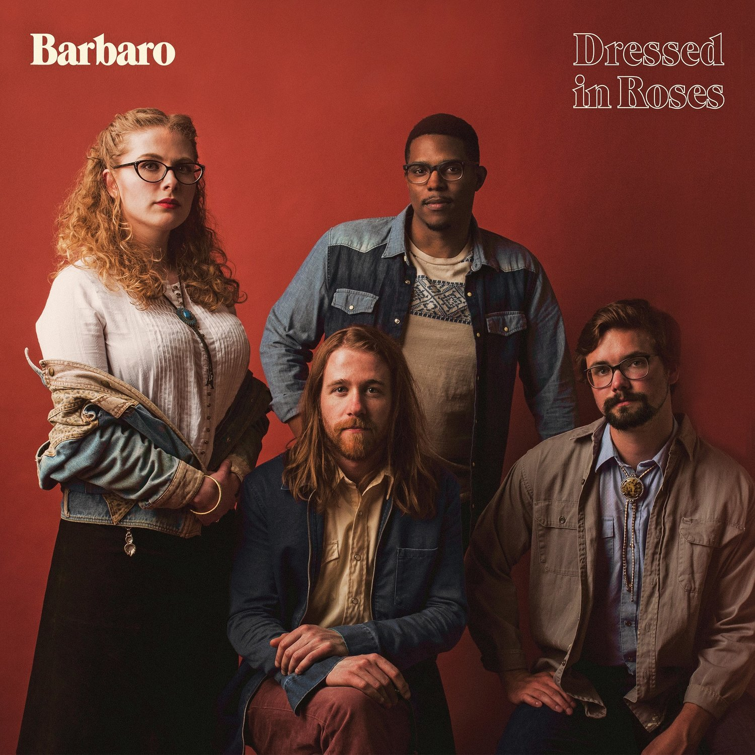 Barbaro: Dressed In Roses